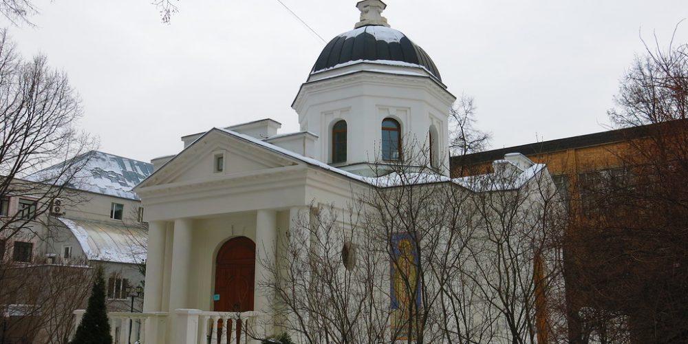 Фильм о храме Феодоровской Божией Матери при Российском государственном социальном университете