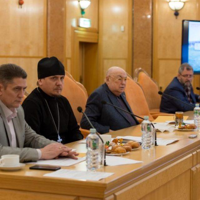 В Храме Христа Спасителя прошло очередное совещание по строительству храмов в г. Москве