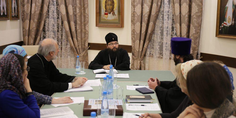 Состоялось заседание координационного совета по социальному служению Северо-Восточного викариатства