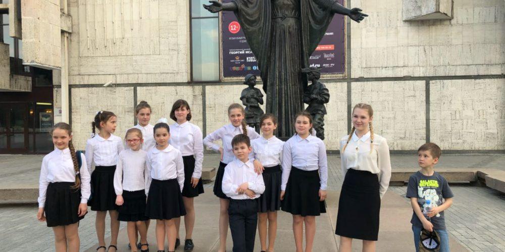 Мероприятия Воскресных школ Северо-Восточного викариатства в апреле 2018 года