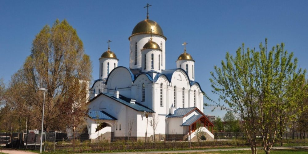 Храм Торжества Православия в Алтуфьеве