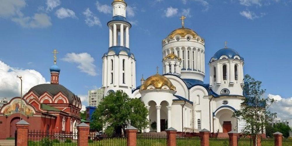 Храм Собора Московских Святых в Бибиреве