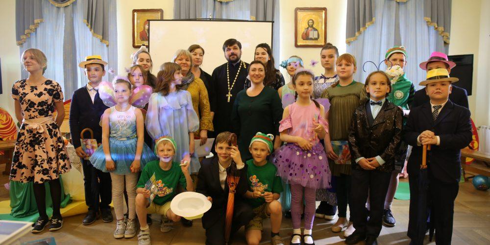 В усадьбе Свиблово прошел 1-й фестиваль театральной Пасхальной постановки среди Воскресных школ Северо-Восточного и Юго-Восточного викариатств