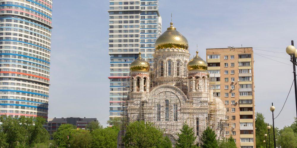 Состоялись расширенные совещания по строительству храмов в Москве