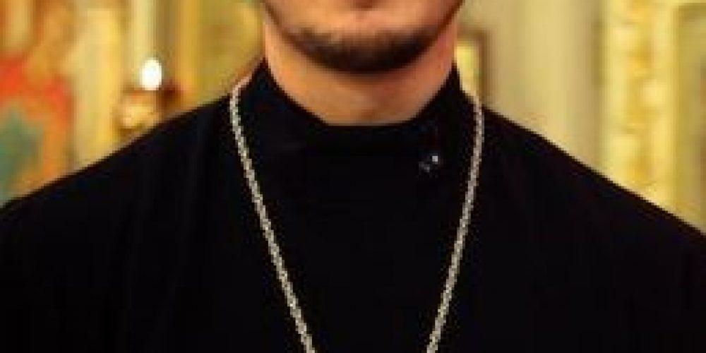 Священник Александр Чибисов