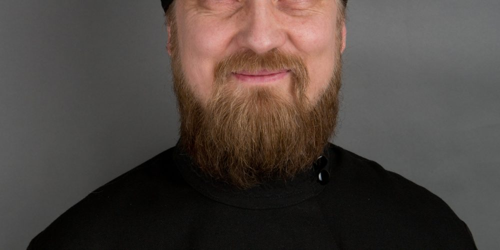 Священник Алексий Арефьев