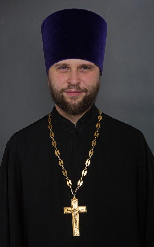 Протоиерей Андрей Рахновский