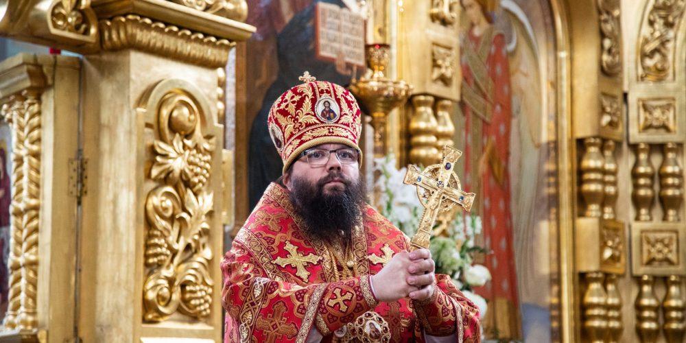 Архиепископ Егорьевский Матфей ответил на вопросы читателей газеты «Крестовский мост»