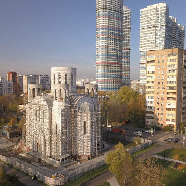 Состоялось совещание по строительству храмов в Северо-Восточном округе города Москвы