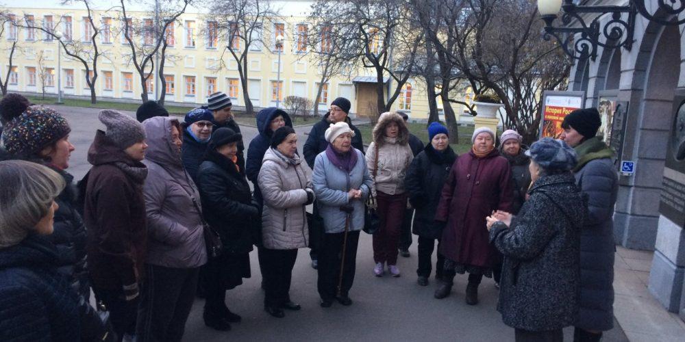 Экскурсия во Всероссийский музей декоративно-прикладного и народного искусства